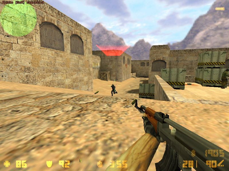 Counter-Strike 1 6 - Снова в голову? - YouTube